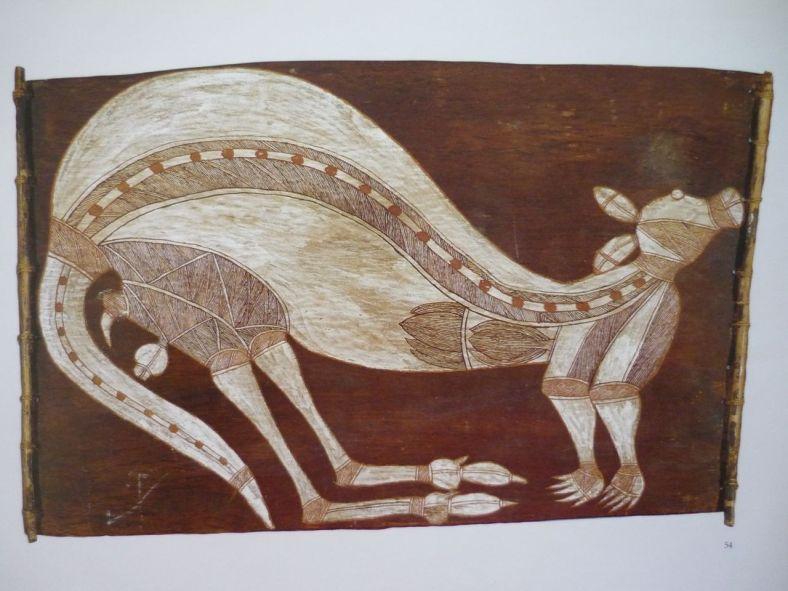 Australian indigenous art : X-ray style