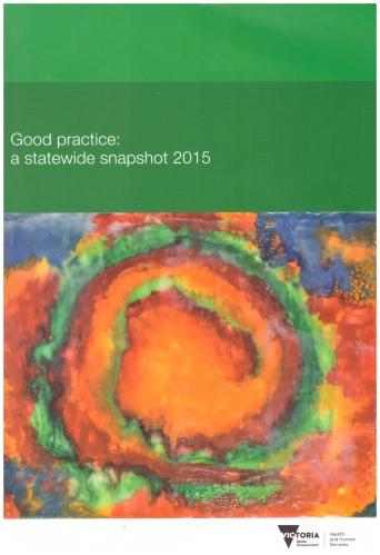 DHS GOOD PRACTICE snapshot 2015