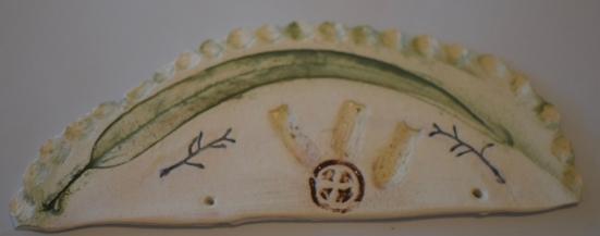 Melinda's ceramic nature studies